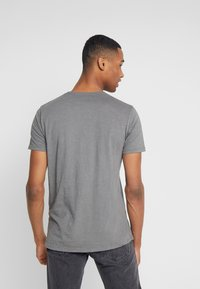Shine Original - SLUB TEE - T-Shirt basic - grey