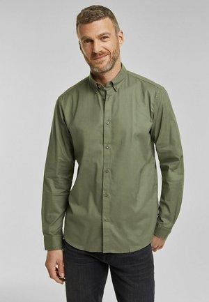 Overhemd - khaki green