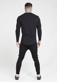 SIKSILK - Spodnie materiałowe - black - 3
