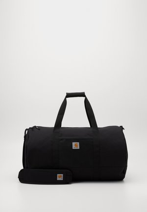 WRIGHT DUFFLE BAG - Sportväska - black