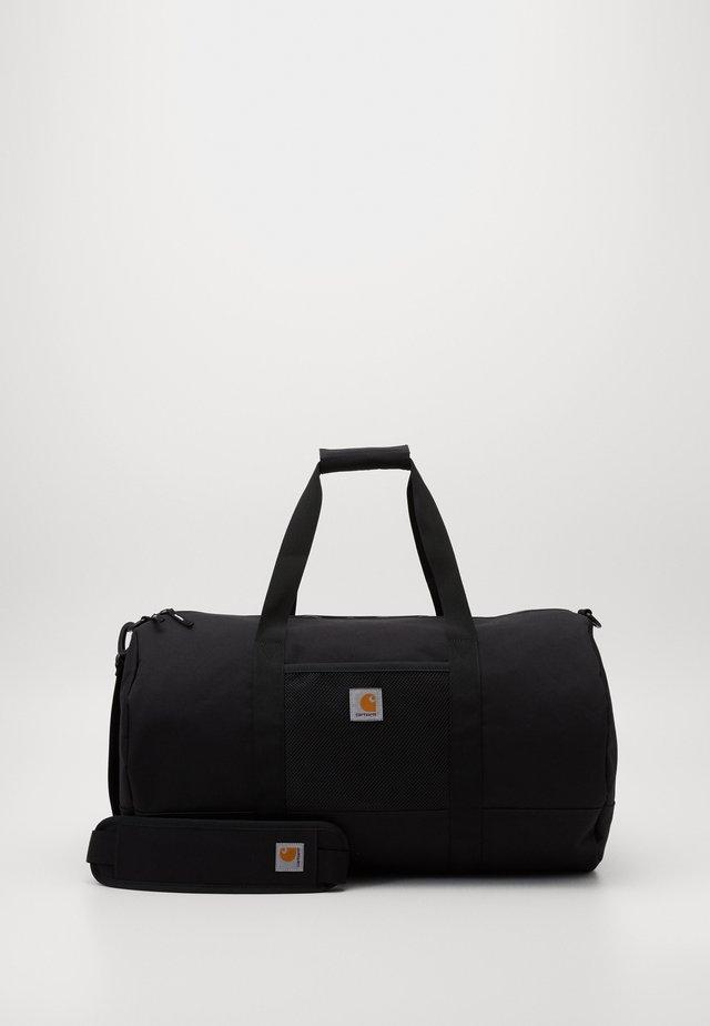 WRIGHT DUFFLE BAG - Sportovní taška - black