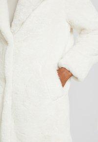 New Look - Krátký kabát - white - 5