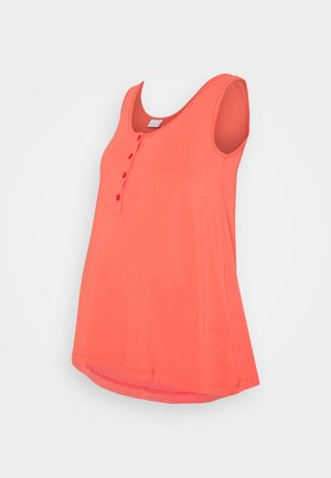 NURSING TOP - Top - sugar coral