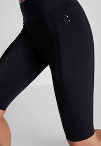 Kari Traa - SIGRUN SHORTS - Legging - black - 3