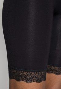 Noa Noa - BASIC - Shorts - black - 4