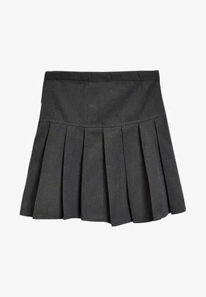 Plisovaná sukně - grey