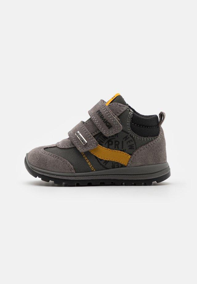 Boty se suchým zipem - grigio/grigio scuro