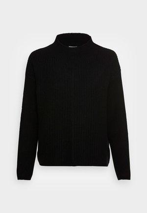 ALDA - Pullover - black ardesia