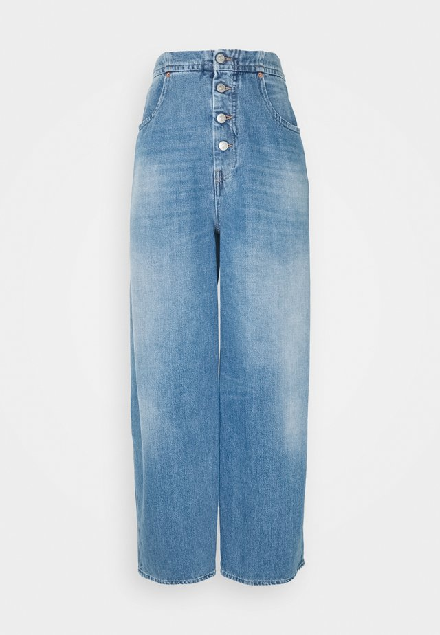Relaxed fit jeans - medium cast