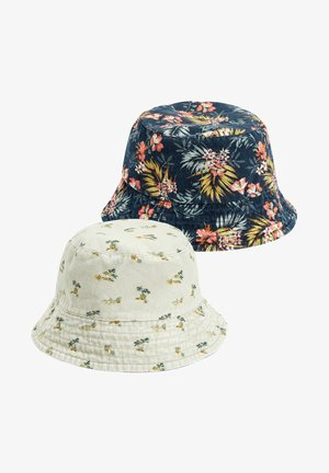 REVERSIBLE BUCKET - Hat - blue