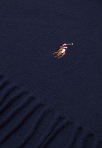 Polo Ralph Lauren - SIGN ITALIAN - Szal - cruise navy - 3