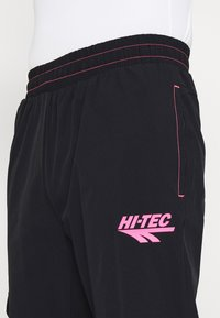 Hi-Tec - JARVIS PANTS - Broek - black - 3
