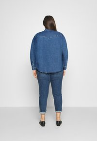 Levi's® Plus - ESSENTIAL WESTERN - Button-down blouse - going steady - 2