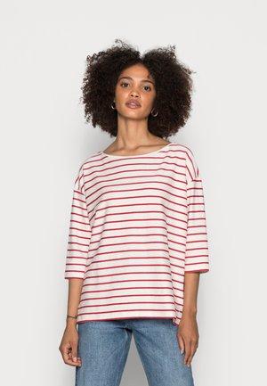 DRESS - Långärmad tröja - red