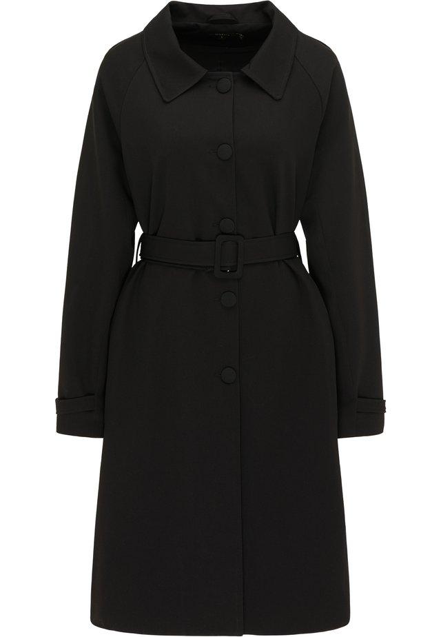 Cappotto classico - schwarz