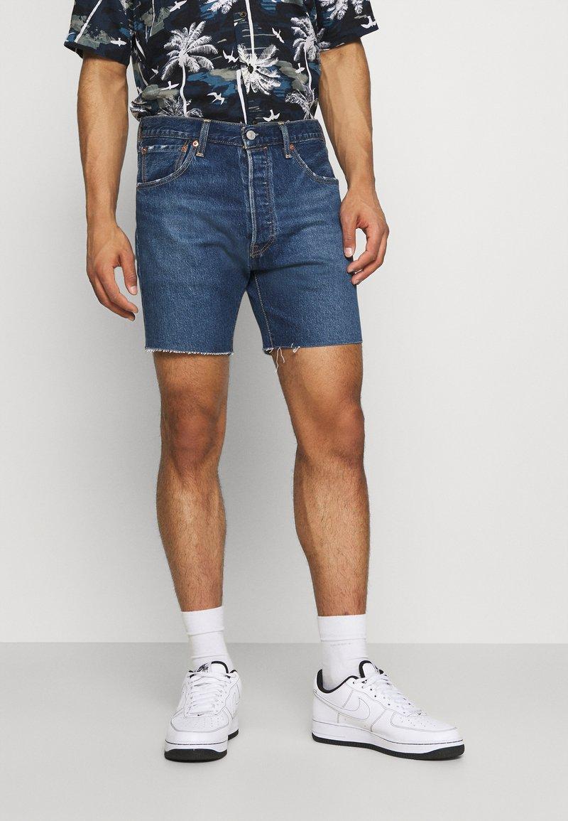 Levi's® - 501®93 - Denim shorts - indigo eyes creek