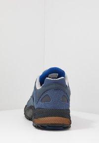 adidas Originals - YUNG-1 - Sneakers - legend ink/tech indigo/grey two - 3