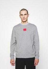 HUGO - DIRAGOL - Sweatshirt - medium grey - 0