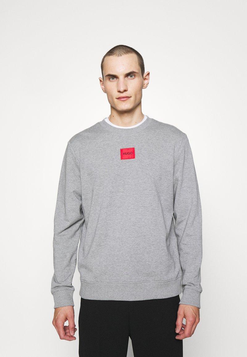 HUGO - DIRAGOL - Sweatshirt - medium grey