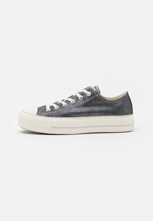 CHUCK TAYLOR ALL STAR LIFT - Trainers - black/egret/silver