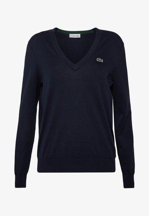 AF5475 - Sweatshirt - navy blue