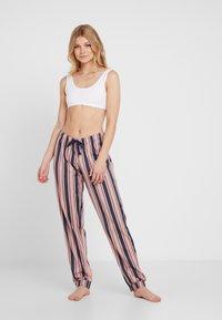 LASCANA - Pyjama bottoms - multi-coloured - 1
