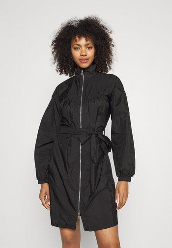 SPORTY DRESS - Day dress - black