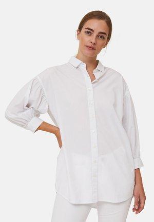 MARIA  - Button-down blouse - white