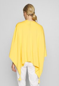 comma - PONCHO - Poncho - yellow - 2