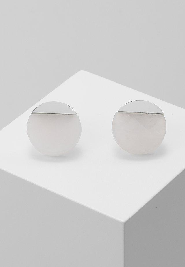 ELLEN - Náušnice - silver-coloured
