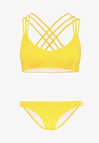 Even&Odd - SET - Bikini - yellow - 4