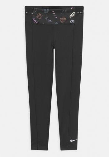 ONE LUXE - Leggings - black