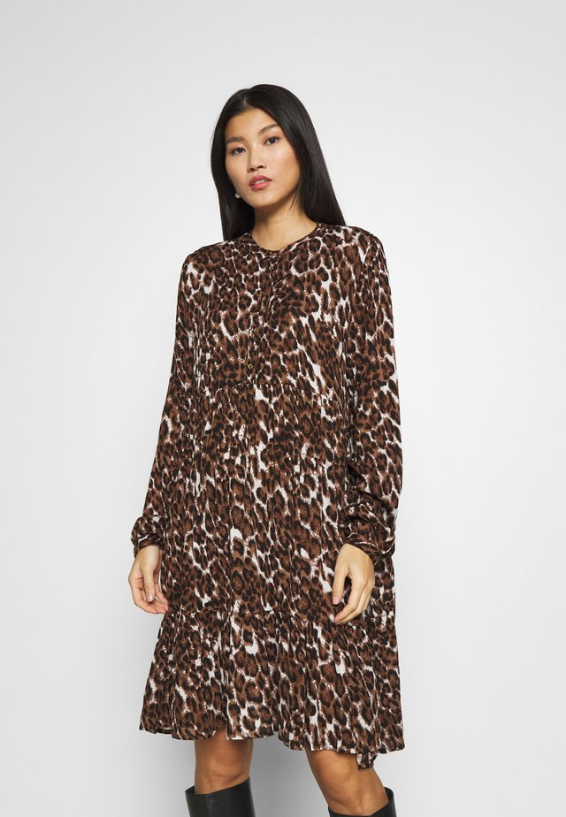 KAKACEY AMBER - Shirt dress - brown
