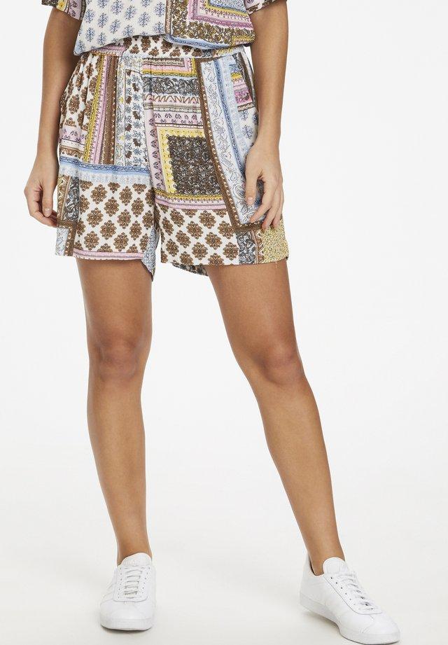 KAHEENA AMBER - Shorts - pink