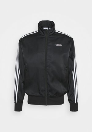 FIREBRID - Training jacket - black/white