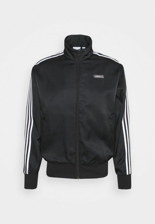 FIREBRID - Training jacket - black/white