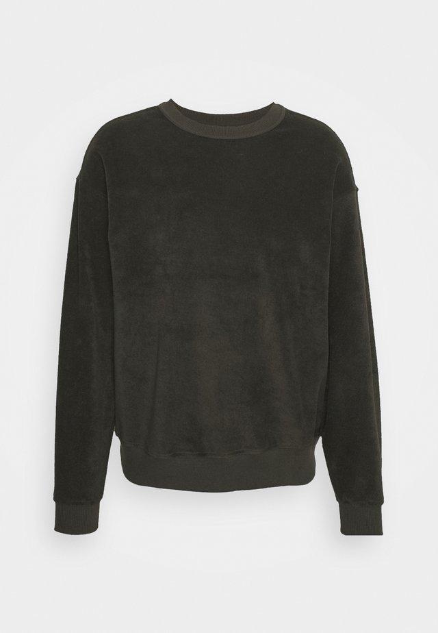 DAISY AGE - Sweatshirt - dark olive