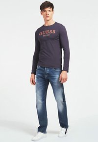 Guess - Relaxed fit jeans - blau - 1