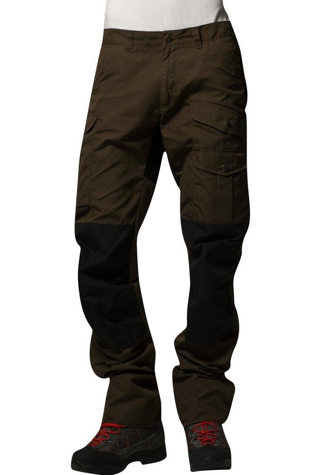 BARENTS PRO - Trousers - dark olive