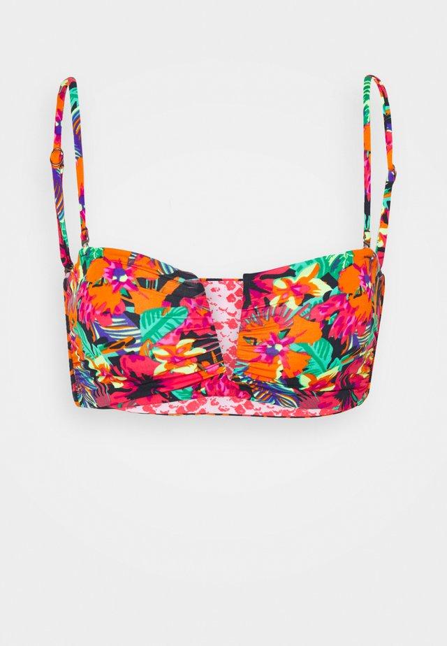 DUA FIESTA FLICKER - Bikinitop - multicolor
