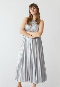 Violeta by Mango - Maxi dress - helllila/pastelllila - 0