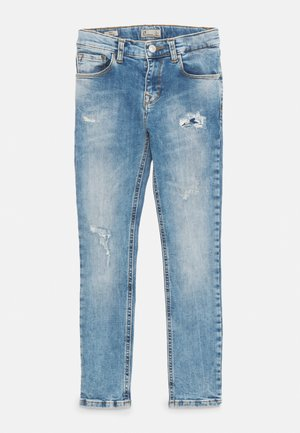 AMY - Jeans Slim Fit - oleana wash