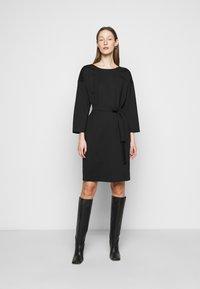 WEEKEND MaxMara - LIBICO - Shift dress - black - 0