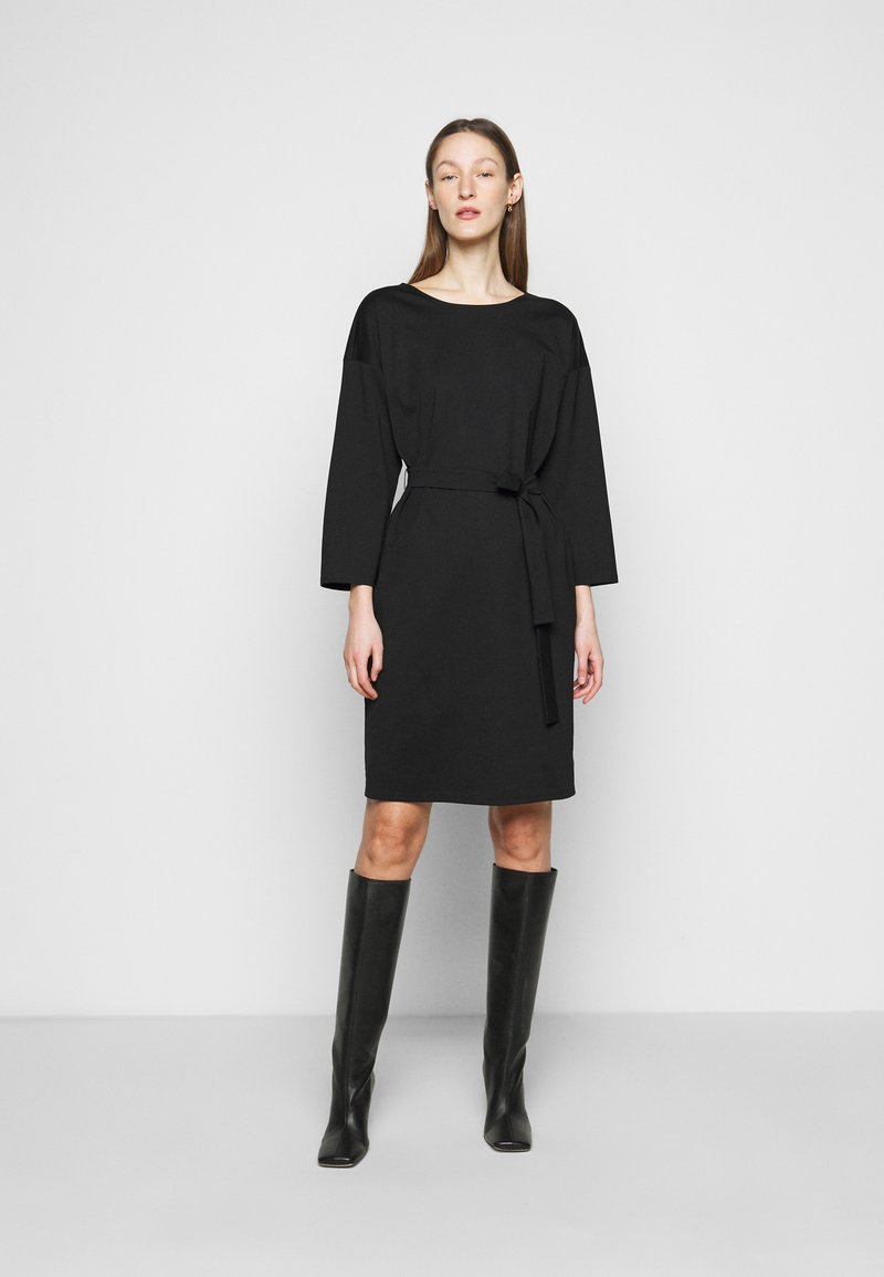 WEEKEND MaxMara - LIBICO - Shift dress - black