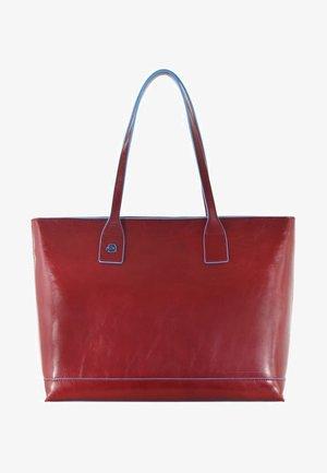 SQUARE - Shopper - red