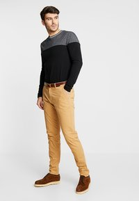 Scotch & Soda - MOTT CLASSIC - Chino - sandstone - 1