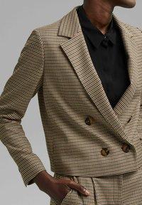 Esprit Collection - Blazer - khaki beige - 3