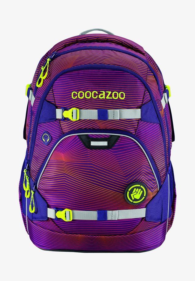 SCALERALE - School bag - soniclights purple
