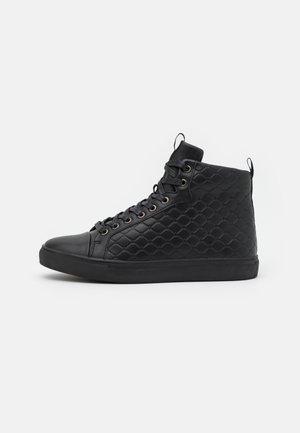 GAVIN - Sneakers hoog - black