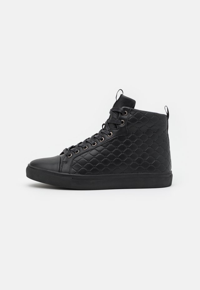 GAVIN - High-top trainers - black